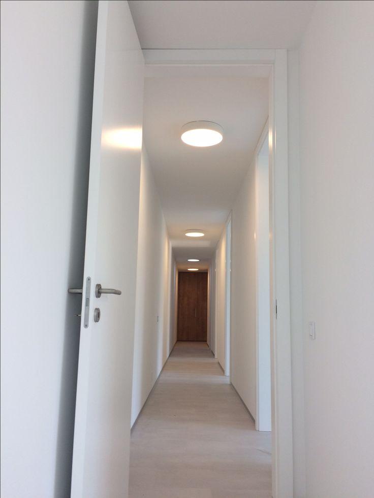 Riešenie presvetlenia interiéru v domácnosti. #modelovydom #hubicedvory #rodinnydom #osvetlenie