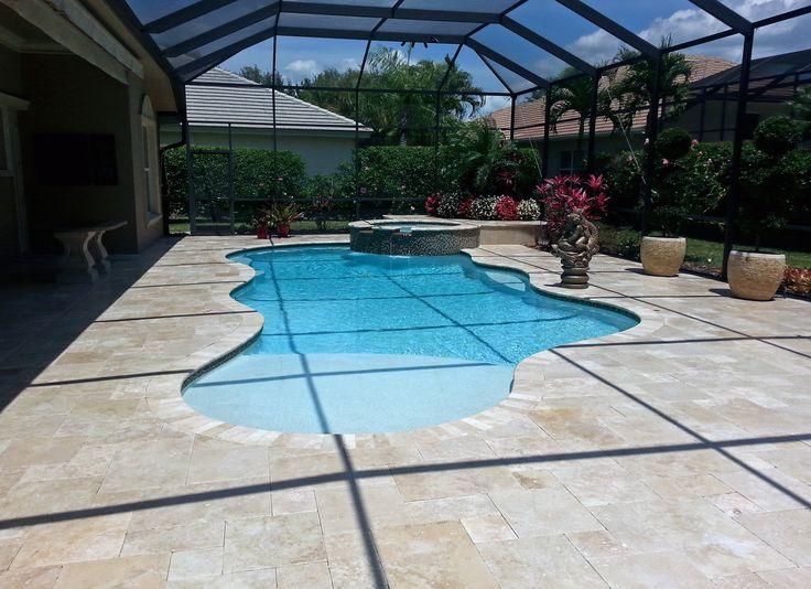 Mejores 453 im genes de pools en pinterest ideas para el for Piscina jardin 727