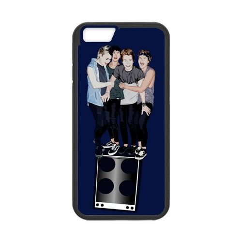 5 Second Of Summer Music Group Pop Rock Apple Iphone 6 Case Cover. #accessories #case #cover #hardcase #hardcover #skin #phonecase #iphonecase #iphone6 #iphone6case #music #dezignercase