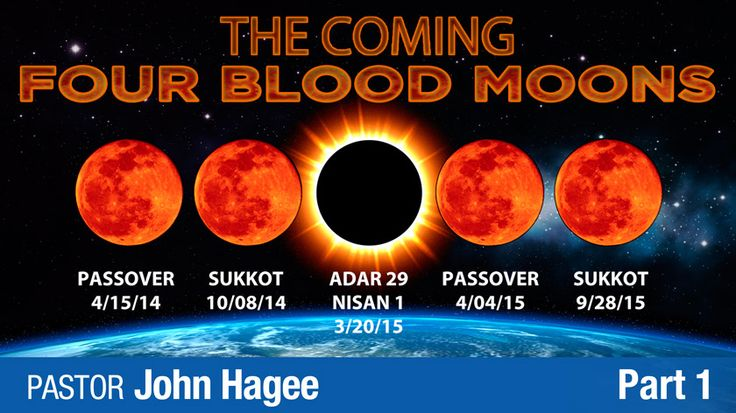 blood moons in 2014 2015 | News Man: 4 BLOOD RED MOONS 2014-2015