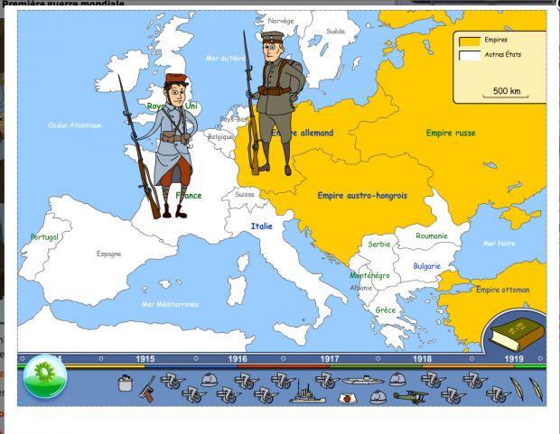La Première Guerre Mondiale expliquée - 1jour1actu - L'actu pour tous les enfants !