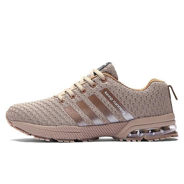 In tutto il mondo In balia di recluta  2019 Fashion Men Casual Shoes Lac-up Men Mesh Shoes Lightweight Comfor -  sheheonline | Sneakers men fashion, Running shoes for men, Mens casual shoes
