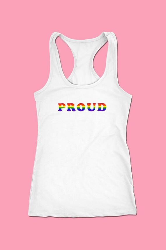 c3678a36dd195a PROUD Gay Pride Shirt