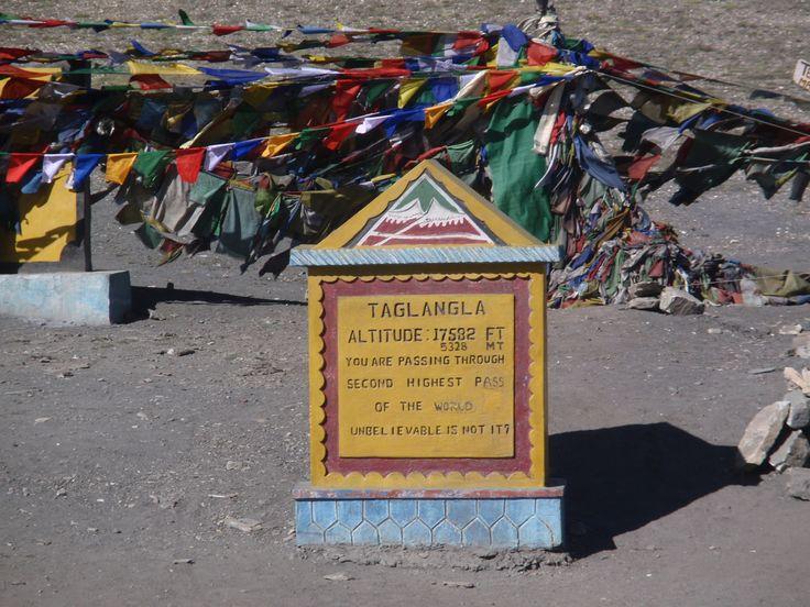 Taglangla Pass
