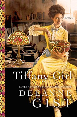 Tiffany Girl: A Novel by [Gist, Deeanne]. This book is literary, historical, and romantic. I loved it! *MUST READ OF THE YEAR!* - USA Today *BEST LONG HISTORICAL OF THE YEAR* - RITA WINNER *HISTORICAL FICTION OF THE YEAR!* - RT REVIEWERS' CHOICE