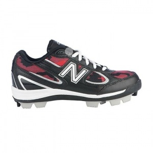 SALE - New Balance Pedroia 403 Baseball Cleats Kids Black - BUY Now ONLY $42.99