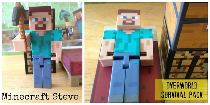 Minecraft Kid Toy Figure Pig