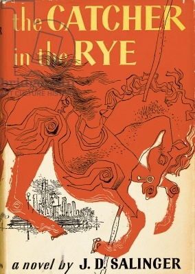 a journey to maturity in catcher in the rye by j d salinger The catcher in the rye, a novel written by j d salinger, is set around the 1950s it is narrated by holden caulfield, and follows his three-day journey in new york after flunking out of pencey prep.
