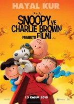 Snoopy Ve Charlie Brown: Peanuts Türkçe Dublaj  Animasyon Film