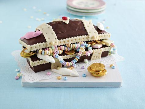 Das I-Tüpfelchen jeder Kinderparty sind gebackene Köstlichkeiten passend zu Dekoration und Motto! Ein kleiner Tarzan freut sich über die Muffins-Schlange Muffins. Und der gefährliche Pirat erbeutet eine echte Schatztruhe. Tolle …