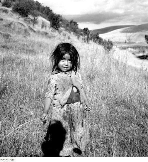 la pastora del fotografo Antonio Quintana