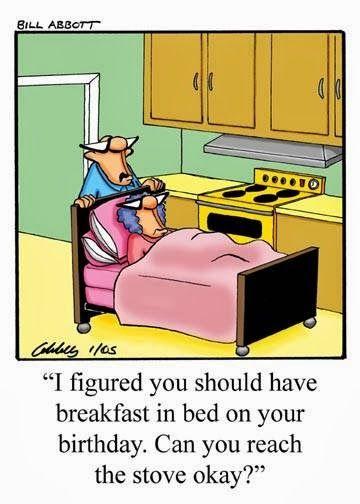 Didi @ Relief Society: Joke for Ladies - Breakfast in Bed