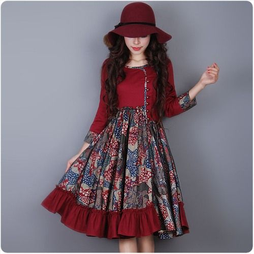 Model Vintage Clothing Retro Clothing Women Clothing