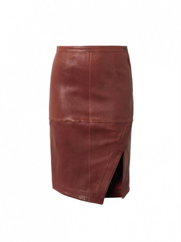 Elizabeth and James Mercy Leather Skirt // #Shopping