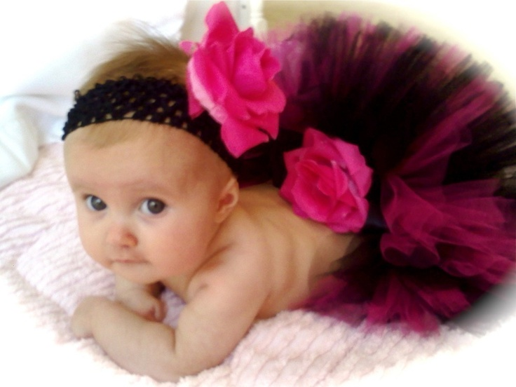 Baby Tutu Skirt  Design Your Own Baby Tutu  6 by TiarasTutus, $26.00
