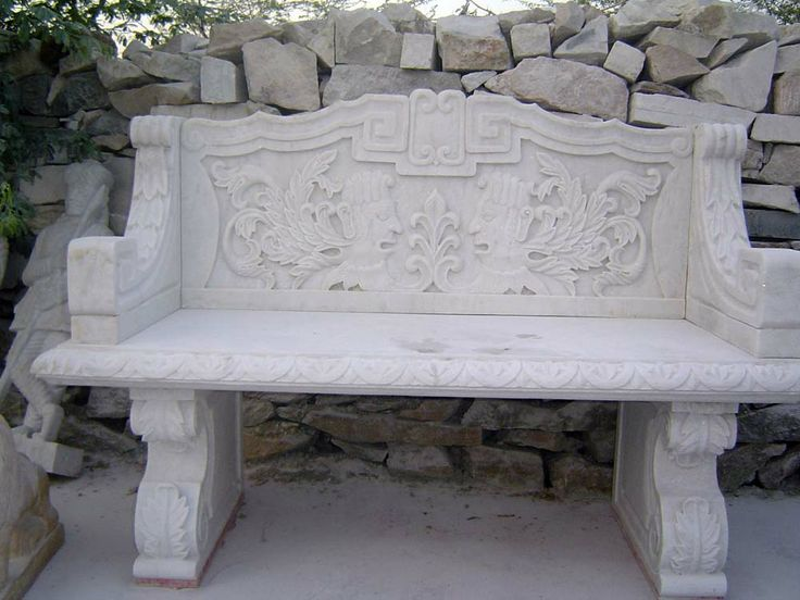 its used base of indian white marble make carving by hand used of big size sofa