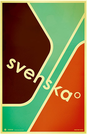 Swiss Graphic Design- the use of iconography and typography make for beautiful modern design.