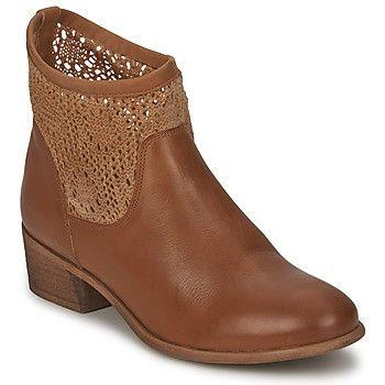 botas marrones