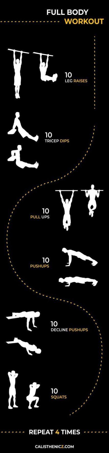 New Best Body Weight Workout Bodybuilding Ideas 5