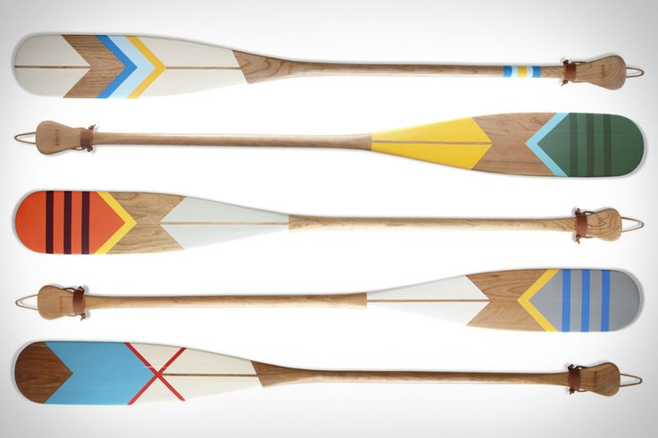 Norquay Canoe Paddles