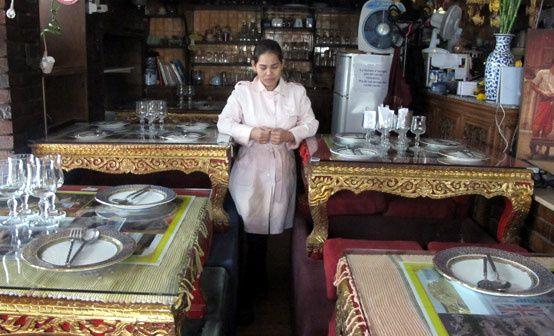 Restaurant Thai Paris  Krung Thep
