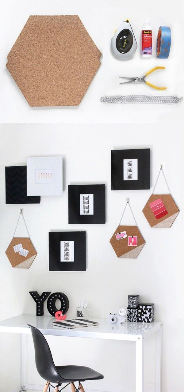 Cork Board Ideas Whether You Have A Cork Board Hanging In Your Office Your Kitchen Your That Include Ideas For U Cork Board Cork Board Wall Cork Panels