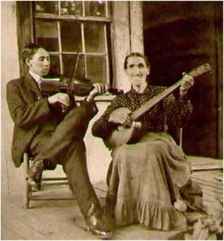 """a history of the origins of the fiddle tunes Titon (old-time kentucky fiddle tunes), 2001 no 59, pg 90 (appears as """"here come jack with a fiddle on his back, going to the frolic"""") here we come a."""