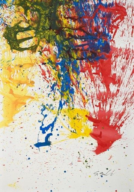 Shozo Shimamoto | Performance in China 04 (2007) | Available for Sale | Artsy