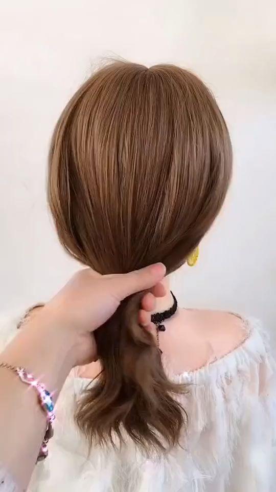 frisuren für lange haare videos | Frisuren Tutorials Zusammenstellung 2019 | Teil 48   – Beauty