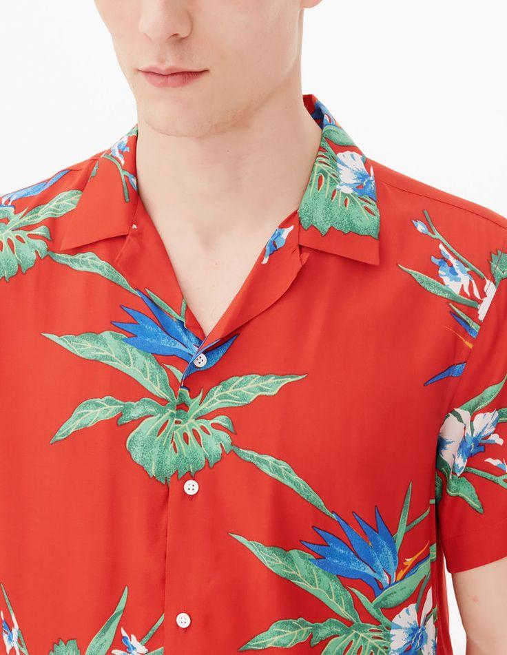 Duke Shirt - Shirts - Sandro Paris