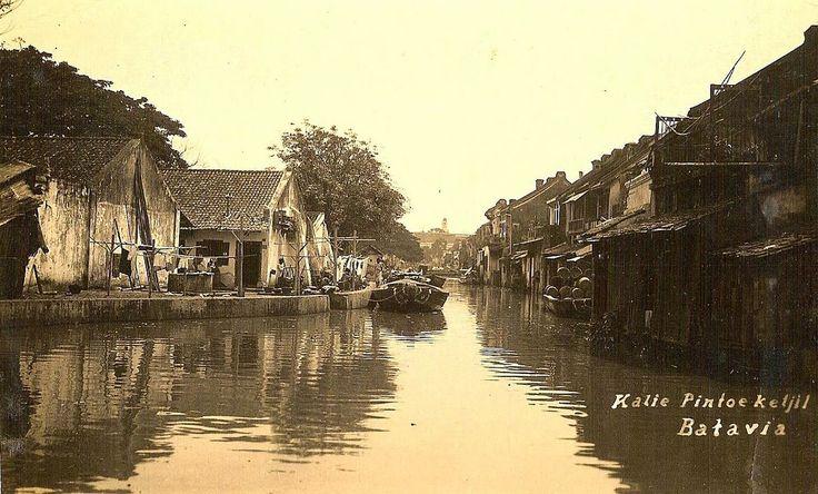 Jakarta, Kali Pintu Kecil, 1926
