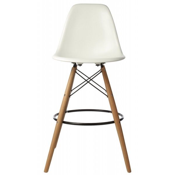 Tabouret Eames DSW Style