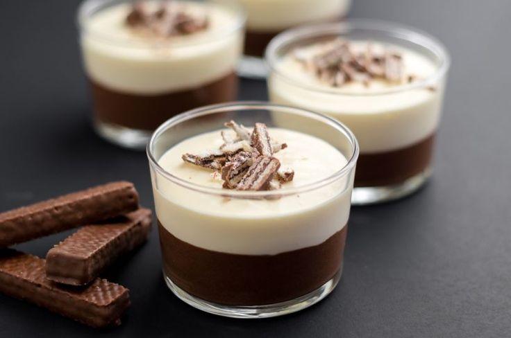 Čokoládovo-kávová pena | Recepty.sk