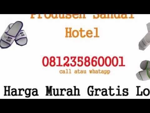 jual sandal hotel murah surabaya FAST RESPON 081235860001