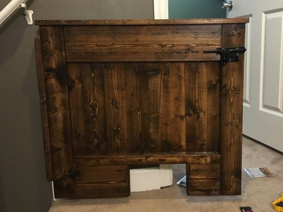 Custom Built Barn Door Style Baby Gate Or Pet Gate, Designed To Fit Your  Needs