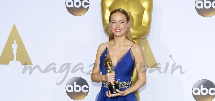 Ganadores Oscar 2016: Brie Larson