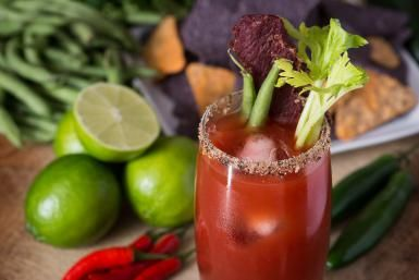 clamato recipe juice bloody caesars beer drink - Photo by Flickr user Mike Gabelmann (CC BY-NC 2.0)