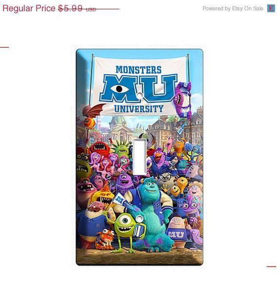Disney Pixar Monsters University 3 Piece Room In A Box: 1000+ Images About Monsters Inc Bedroom *Genesee* On