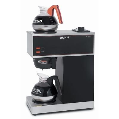 Bunn VPR 33200.0000 - Commercial Coffee Maker - Two Warmers