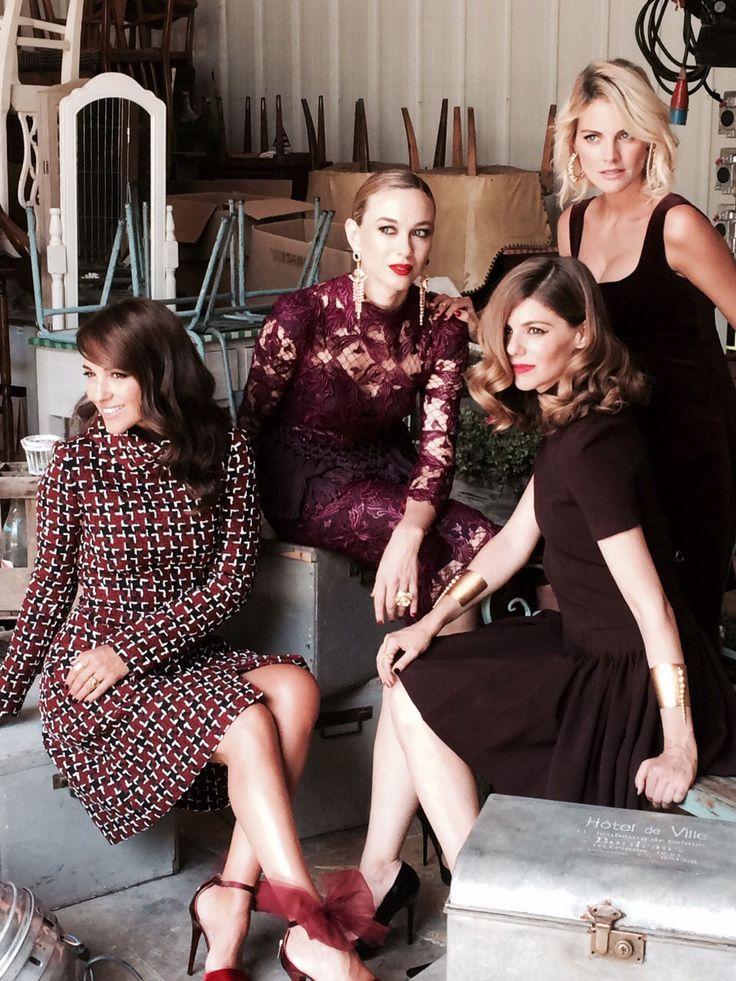 Las chicas de Velvet, guapísimas en ¡HOLA! Fashion