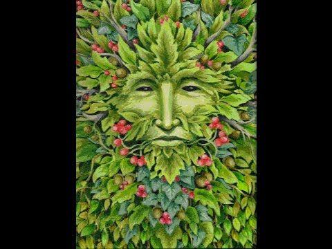 Elementos do Tarot: Madame Endora's Fortune Cards: o Homem Verde