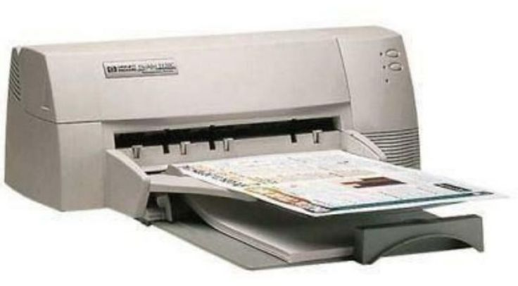 Top Printer Drivers HP Deskjet 1120cse For All In one