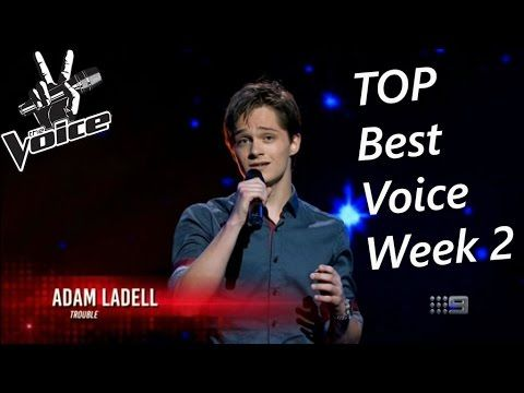 The Voice Australia 2016 ♫ Top Best Blind Auditions Week 2 - YouTube