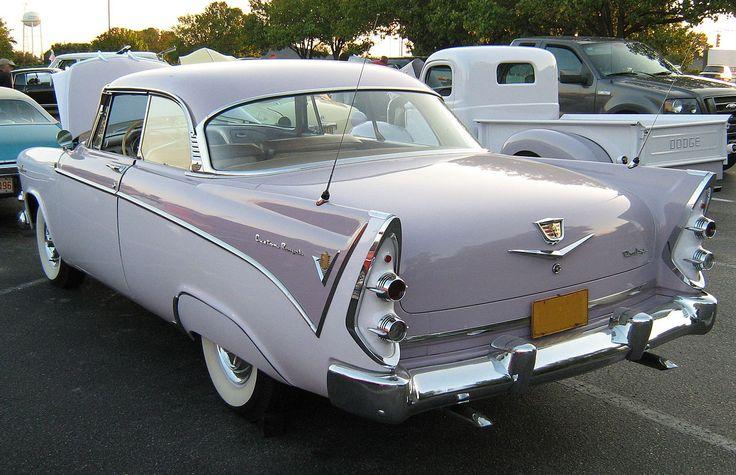 1956_Dodge_La_Femme_rear