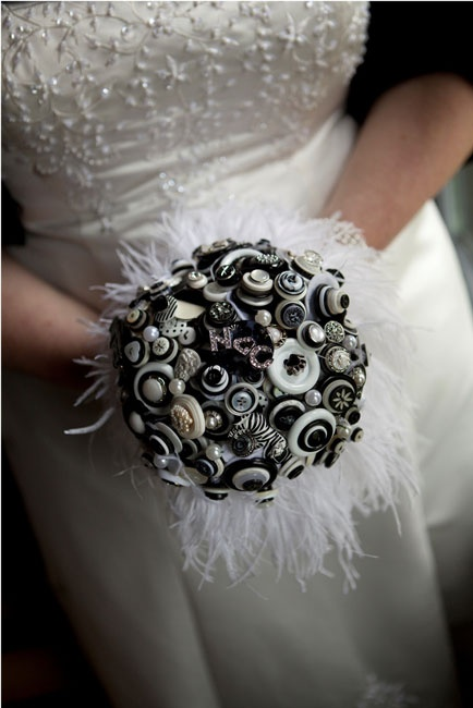 Nic's Button Buds, Skye Victoria  For a unique bridal bouquet that truly reflects your personality, chat with Nic from Nic's Button Buds.  Creating beautiful bridal bouquets from buttons, beads and more... bouquets that will last and you can cherish forever.    http://theweddingsavvybride.com.au