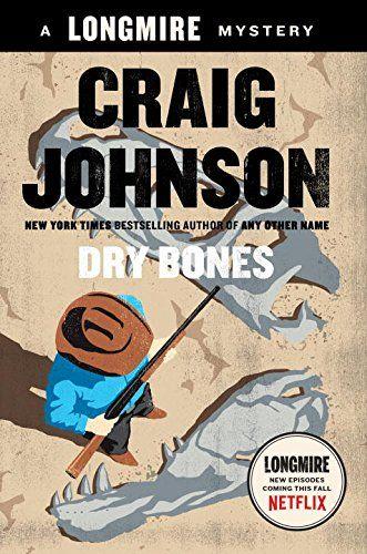Dry Bones: A Walt Longmire Mystery (Walt Longmire Mysteries) by Craig Johnson http://www.amazon.com/dp/0525426930/ref=cm_sw_r_pi_dp_wkiwwb0GBNJHB