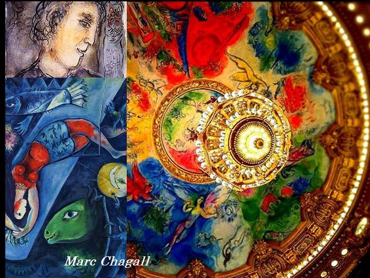 Chagall's life seems a joyous fantasy expressed in his paintings and stained glass.Enjoying art through the mythic lens of Joseph Campbell and Dr. Carl Jung adds layers and dimensions to our perceptions—all enhanced by the wonders of the human psyche. https://www.facebook.com/TheTrilogyofRemembrance/photos/a.149317908446100.29447.121944464516778/1245680172143196/?type=3&theater My fantasy? http://maryemartintrilogies.com/chagall-in-cyberspace/