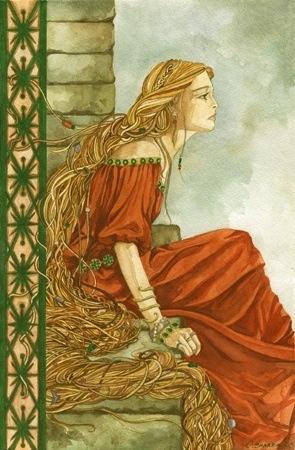 Rapunzel - by Sousakuteki <> (fairytales, nursery rhymes, classics)