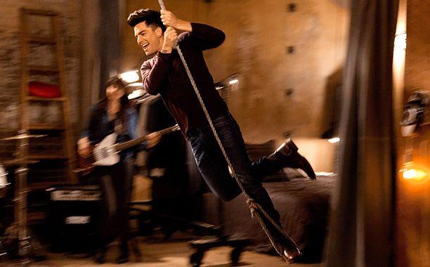 Adam Lambert : 'Glee'