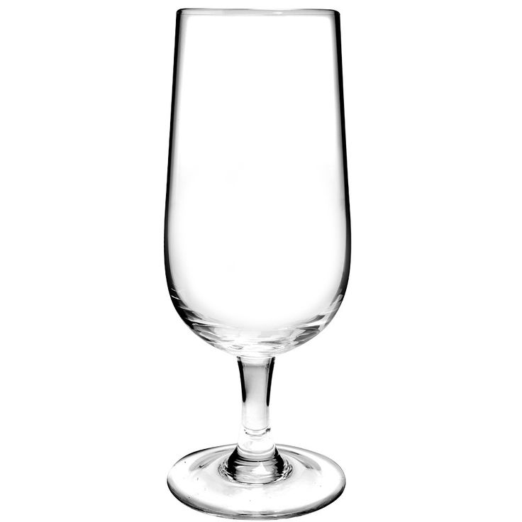 Anchor Hocking 2942M 12 oz. Excellency Pilsner Glass - 36 / Case